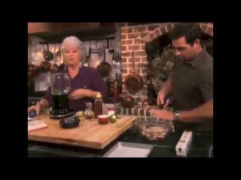 Paula Deen in HD - Chicken Wings