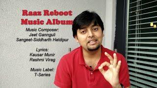 Beats and Beyond: Music Review | Raaz Reboot | Jeet Gannguli, Sangeet-Siddharth Haldipur (ft. K. D.)