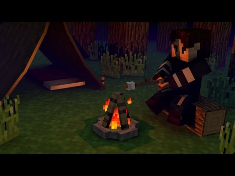 How to make a Cool Tent in Minecraft