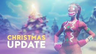 CHRISTMAS UPDATE (Fortnite Battle Royale)