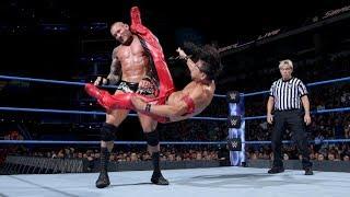 WWE Nakamura Turns Heel On Randy Orton WWE Clash Of Champions 2017 news