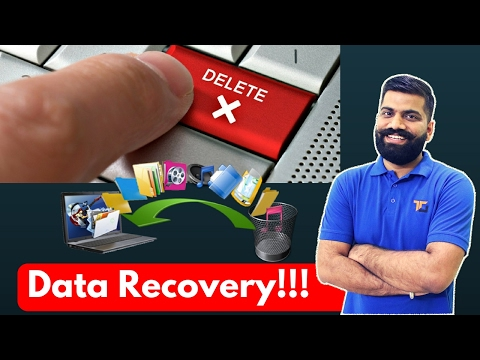How to Easily Recover Deleted Files in Windows | Easy Tutorial