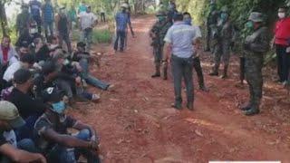 Detienen a 25 personas de nacionalidad cubana que intentaba cruzar a México
