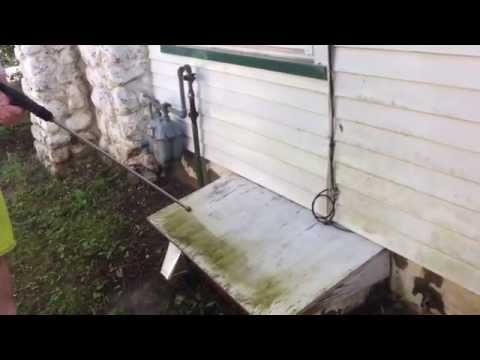 AC Drywall & Painting - Power Washing a House, Denville NJ