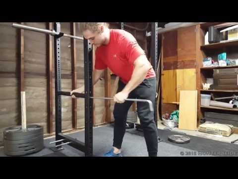 How To Use Safety Pins: Squatting and Benching Without a Spotter