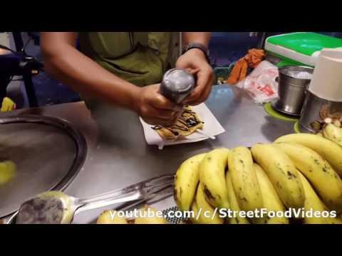 شاهد كيف تعد الموز بطريقة رهيبة ومميزة