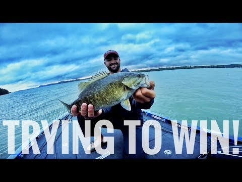 Practicing for A College Bass Tournament?