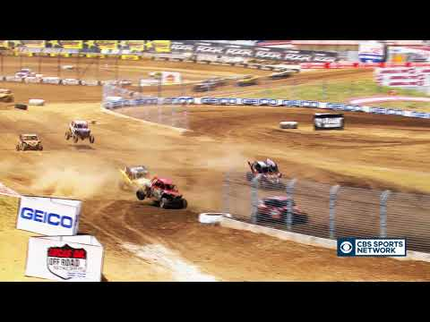 CBS Sports Network UTV Rounds 9 and 10 Promo