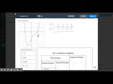 Finding All Zeros of Polynomial Function