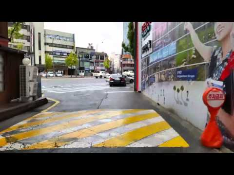 Video guide from Gimpo Airport to Gangnam hostel - Cheongdam guesthouse