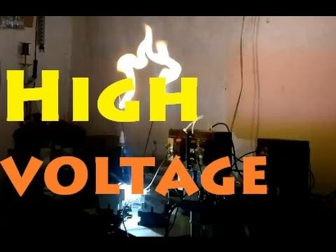Playing with High Voltage