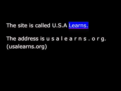 VOA Special English - Studying in America - 17 - FAQs -TOEIC, usalearning.org, Postdoc