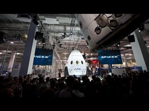 SpaceX Dragon V2 | Unveil Event