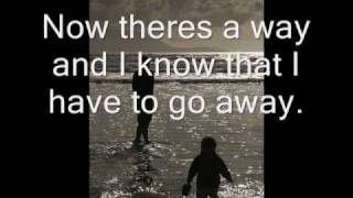 father and son - cat stevens [lyrics]