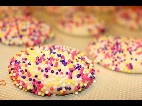 Ashley's Bead Sugar Cookies