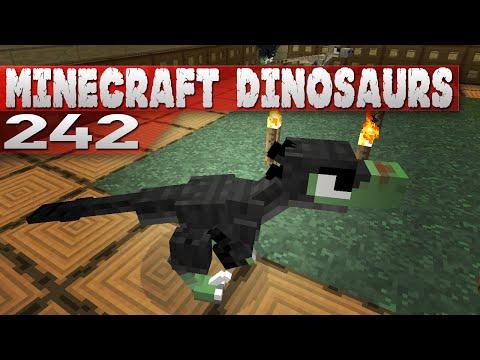 Minecraft Dinosaurs!    242    Raptors Have Feathers!