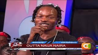 10 OVER 10 |Naija Marley live on the 10
