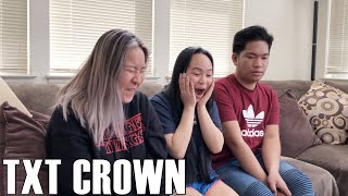 Download TXT (투모로우바이투게더)- Crown (Reaction ) Video
