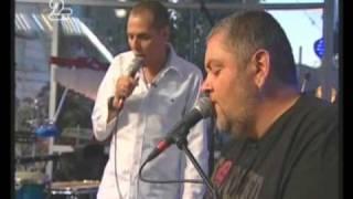 ישי לוי וארקדי דוכין - מלנכולי באולפן השקוף בירושלים !