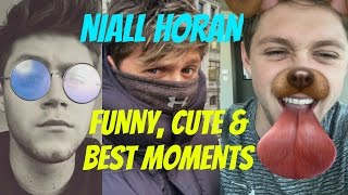 Niall Horan - Funny, Cute & Best Moments #2