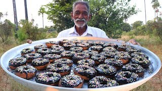 Donuts Recipe ||  Easy Homemade Donuts Recipe By Our Grandpa || Grandpa Kitchen
