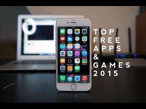 Top FREE iPhone 6S & 6SPlus Apps & Games 2016