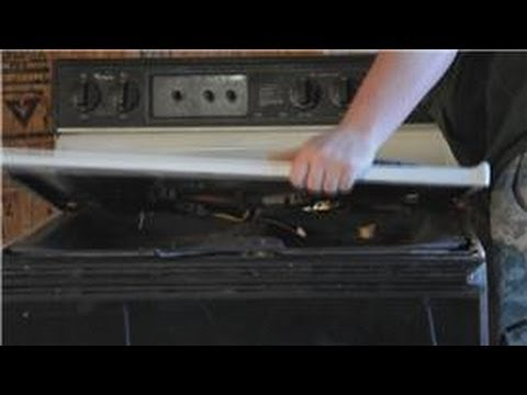 Stove and Oven Help : How Do I Replace an Electric Stove Top?