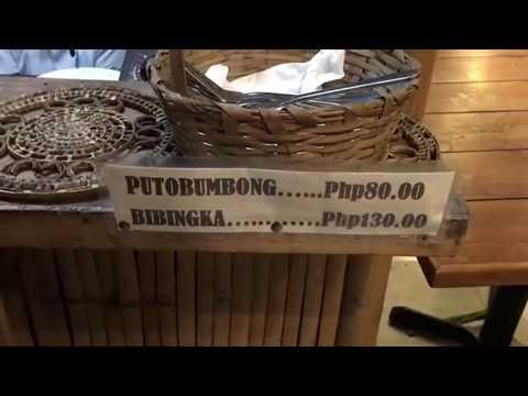 Making Bibingka and Puto Bumbong