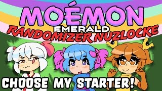 TEST) Playing Moemon Emerald For The First Time-No