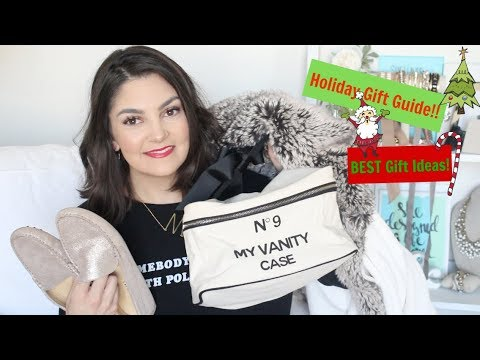 Holiday Gift Guide 2017!