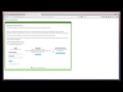 Kaiser Permanente Bill Payment - MyBillCom.com