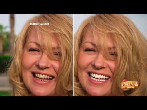 Fix coffee stained teeth in minutes