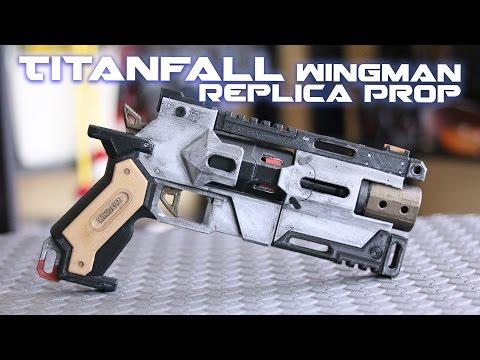 TITANFALL Wingman Replica Prop | 3D Printed | Cosplay