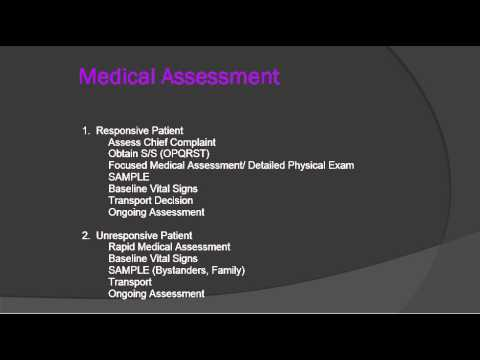 Focused History & Physical Exam Lecture