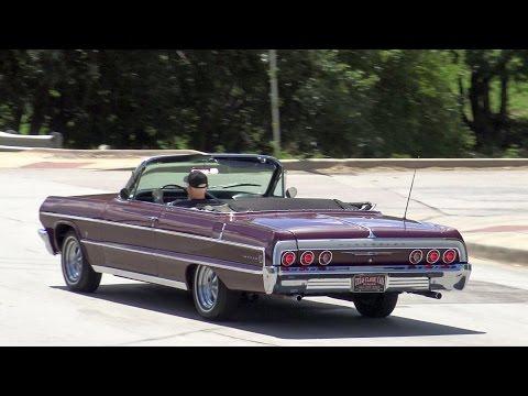 1964 Chevrolet Impala Ss Red 64 Impala