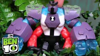 Ben 10 | Omni-Enhanced Four Arms Toy! | Cartoon Network