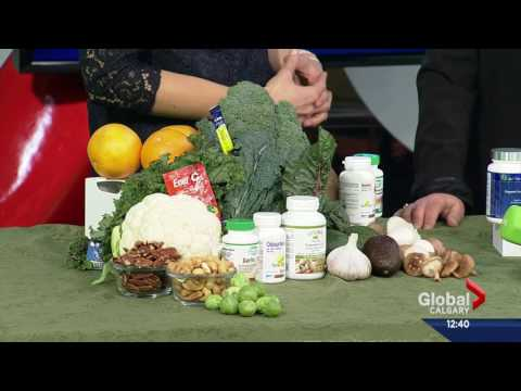 Keeping the Bugs at Bay Naturally on Global News at Noon Calgary