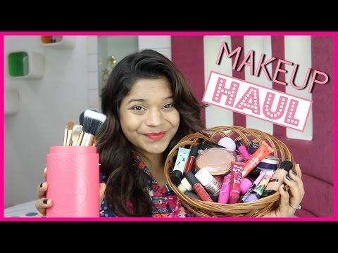 HUGE Bangkok Haul Part 1 - Makeup | Wet n Wild, Sivanna Colours & more!!! || Miss Pink Shoes