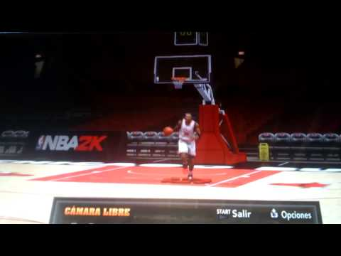 Michael jordan nba 2k 15 ps3