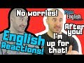 Download English Reactions! - HOW do I say THIS in English? MP3,3GP,MP4