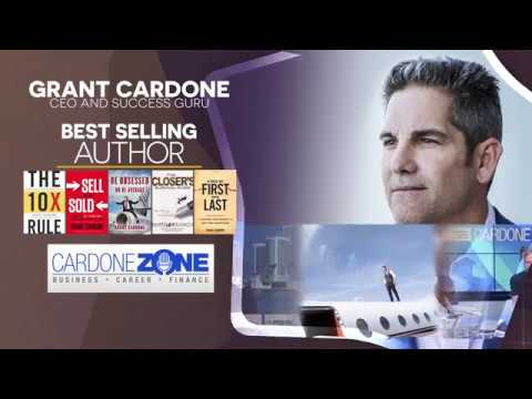 How to get massive career growth. Grant Cardone