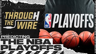 Predicting The Playoffs If The NBA Reseeds | Through The Wire Podcast