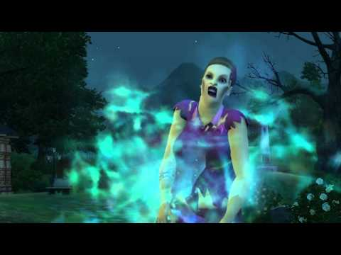 The Sims 3 Supernatural Trailer