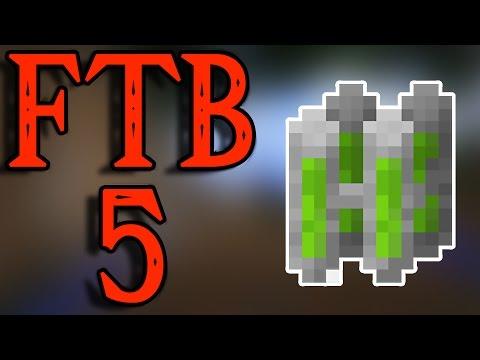 FTB 5 - The BEST Nuclear Reactor Setup - The Most Iridium I've Used