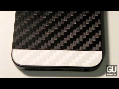 [Review] iCarbons for iPhone 5 (Build Your Own)