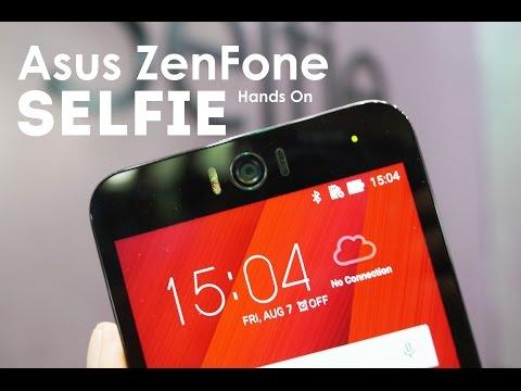 Asus ZenFone Selfie Hands On Review (India) - ZenFestival