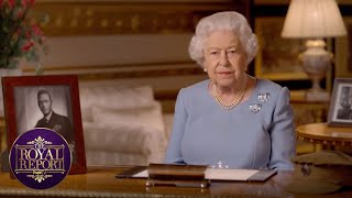 How Queen Elizabeth's Experience Allows Her To Make Incredible Speeches In Daunting Times | PeopleTV