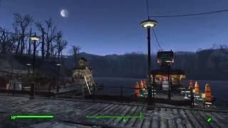 Fallout 4 Egret tours marina settlement build ps4