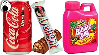 Top 20 Of Our Favorite Discontinued Foods We All Miss!
