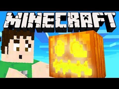 Minecraft - JACK O LANTERN